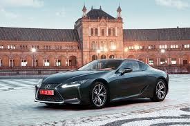 lexus lc carwow lexus lc starts at motor trend front three quarter static msrp