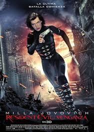 Resident Evil 5: Venganza (2012) [Latino]