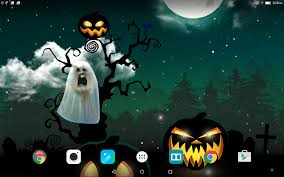 halloween hd live wallpaper halloween wallpaper android apps on google play