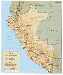 Political Map Of South America Maps Of Peru Map Library Maps Of The World