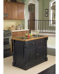 Kitchen Island Oak by Distressed Monarch Kitchen Island Small With Stools Red Oak Plus