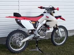 my 2004 honda crf250x after i modded it up my motorcycles