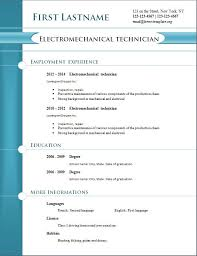Resume Template    Best Free Professional Resume Templates Microsoft Word  Free Within Free Resume Templates