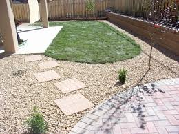 Landscaping With Rocks Design Ideas Front Yard Attractive - Backyard river design