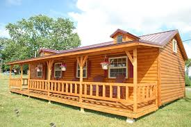 amish cabin company appalachian model tour youtube