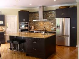 white wall modern ikea kitchens with small seat can add the beauty