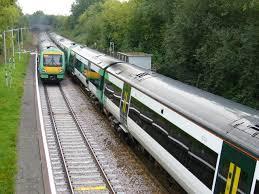 Ashurst railway station