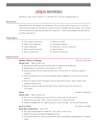 Front Desk Hotel Cover Letter Sample Hotel Resume Resume Cv Cover Letter