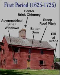 early american housing styles house design plans