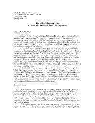 Example Satire Essay  Making A Letter In Word How To Create A     Proposal Essay Paper Example