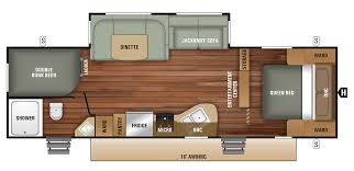 Fifth Wheel Bunkhouse Floor Plans Bunkhouses Starcraft Rv
