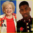 Betty White Gets Asked to the Marine Corps Ball - betty-white-marine-corps-ball
