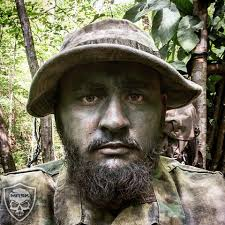 ghost face mask military how to apply camo face paint ghost face mask tactical