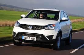 ssangyong korando 2 0 se 2014 review auto express