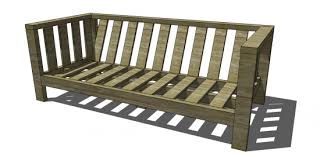 Building Outdoor Wood Furniture by Free Diy Furniture Plans To Build A Crate U0026 Barrel Inspired Reef