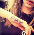nicole curtis tattoo