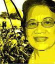 Cory Aquino There may be icons and there may be symbols but real ... - cory_a