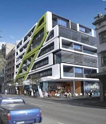 Modern Apartment Building Design Good Design  On Living Room - Apartment building design