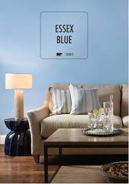 Behr Home Decorators Collection Paint Colors by Behr Paint In Essex Blue Is The Perfect Beachy Tone To Help
