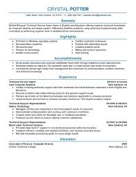 Pilot Resume Sample Pdf  call center representative cover letter