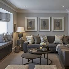 Living Room Colors With Brown Furniture 55 Chic Living Room Decorating Design Ideas For Great Family