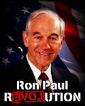 contender Ron Paul has