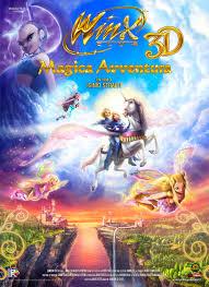 ver winx 3d la aventura magica
