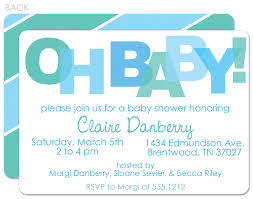 New Office Invitation Card Baby Shower Invitations Free Baby Boy Shower Invitations