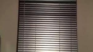 costco bali springs window fashions mini blind installation youtube