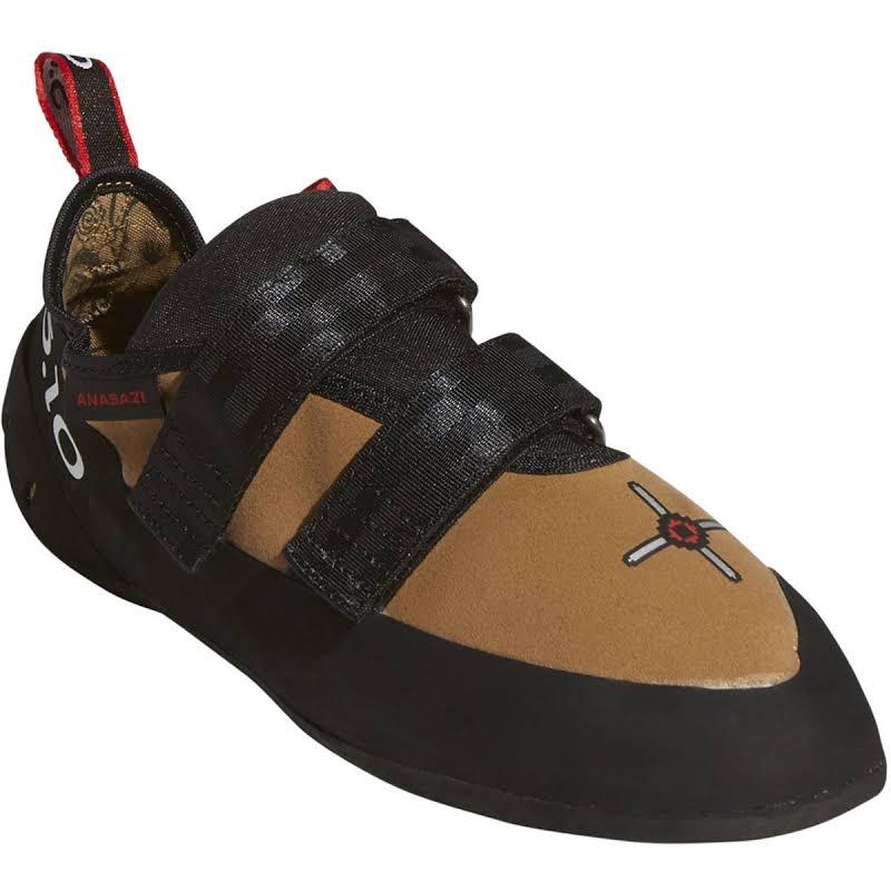 Five Ten Anasazi VCS Climbing Shoe Golden Tan 9.5 5401-095