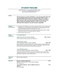 Skills And Qualifications Examples Mba Admission Resume Examples Blue Sky Resumes
