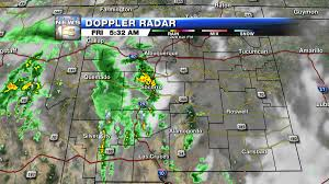 Unm Map Heavy Rain Sparks Flooding Concerns In Parts Of New Mexico Krqe