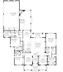House Plans With 3 Car Garage by Bungalow Style House Plan 3 Beds 3 50 Baths 3108 Sq Ft Plan 930 19