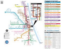 Chicago Suburbs Map Metro De Chicago Chicago Subway Infografia Infographic Maps