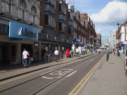 George Street tram stop