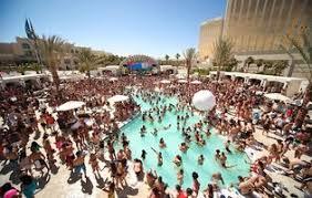 The    best pool parties in Las Vegas