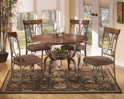 Ashley Furniture Round Dining Sets Rent 5pc Ashley Plentywood Dinette Dining Room Furniture Set