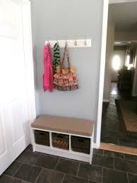 Storage Bench With Hooks by Corner Bench For Entryway Entryway Benches Amazoncom Belham