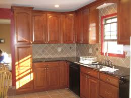 Kitchen Color Ideas With Cherry Cabinets Black Metal Kitchen Simple Chandelier Kitchen Paint Colors With
