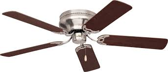 Wall Hugger Ceiling Fans Emerson Ceiling Fans Cf805sbs Snugger 52 Inch Low Profile Ceiling