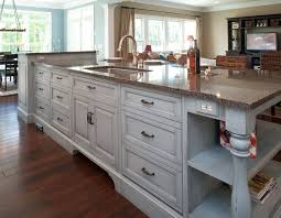 Wine Rack Kitchen Island by Kitchen Island With Sink And Dishwasher And Seating Luxury Brown