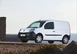 first sale of kangoo van z e in uk