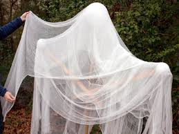 how to look scary for halloween halloween ghost decorations how to make a ghost hgtv