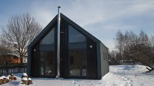 Small Modern Houses by The Dom Xs Small House In Poland That Costs Just Under 43 000