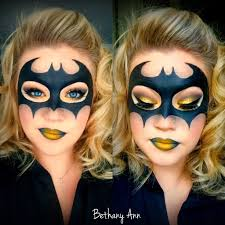 broken doll halloween costume bat man halloween makeup my creations pinterest bat man