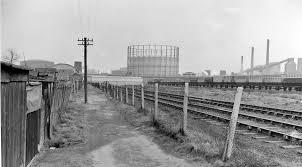 Beckton railway station