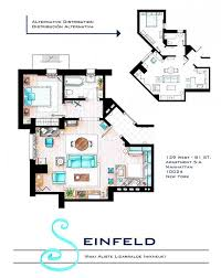 742 Evergreen Terrace Floor Plan Famous Television Show Home Floor Plans Hiconsumption