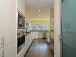 Remodeled Kitchens With White Cabinets galley kitchen remodeling pictures ideas u0026 tips from hgtv hgtv