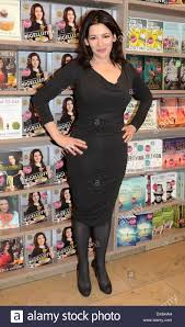 nigella lawson signs copies of her new book u0027nigellissima u0027 at