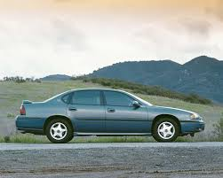 2001 chevrolet impala pictures history value research news